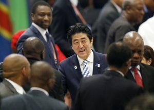 JAPAN-AFRICA-DIPLOMACY-AID-UN-WORLDBANK