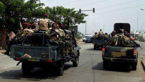 Mutineries-Tensions-Côte d'Ivoire