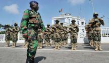 Côte d'Ivoire armée