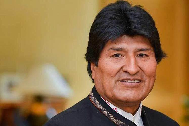 En exil, l'ancien président Evo Morales candidat au Sénat en Bolivie - La Diplomatie.frLa Diplomatie.fr