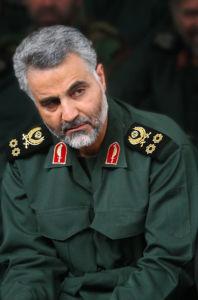 Général Sardar Qasem Soleimani
