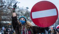 10 pologne mobilisation contre interdiction avortement - La Diplomatie