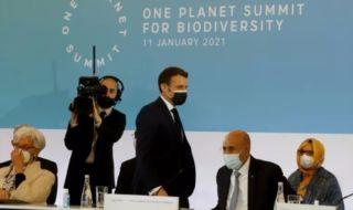 biodiversite one planet summit 2021 clair-obscur - La Diplomatie