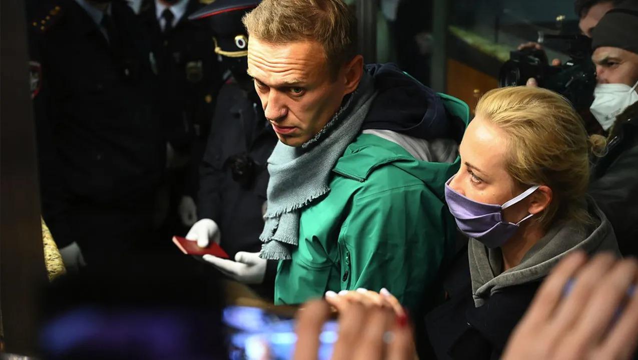 11 russie arrestation alexei navalny condamnee occident - La Diplomatie