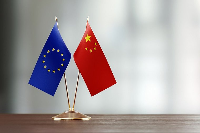 12 france defend accord investissement chine union europeenne - La Diplomatie