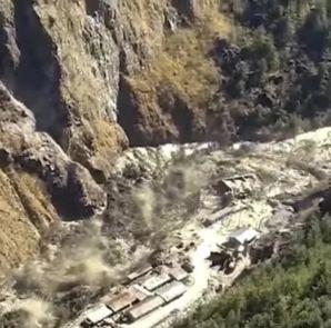 04 inde rupture glacier 28 morts - La Diplomatie
