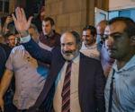 09 armenie nikol pachinian remporte elections - La Diplomatie