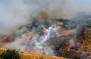 02 suite tirs roquettes israel bombarde sud-liban - La Diplomatie