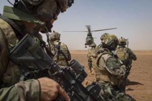 08 sahel force barkhane abat chef etat islamique grand sahara - La Diplomatie