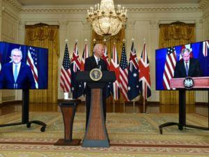 09 australie rompt unilateralement contrat armement france - La Diplomatie