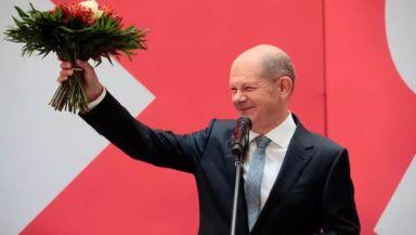 12 elections allemandes olaf scholz en tete pas encore chancelier - La Diplomatie