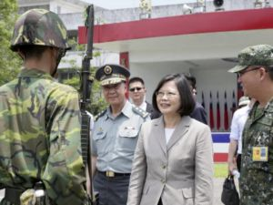 06 hausse extreme tensions taiwan chine - La Diplomatie