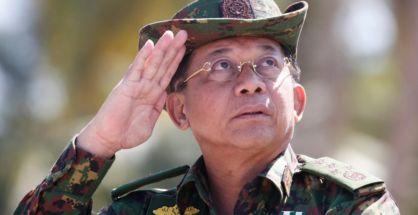 09 birmanie asean exclue homme fort junte sommet - La Diplomatie